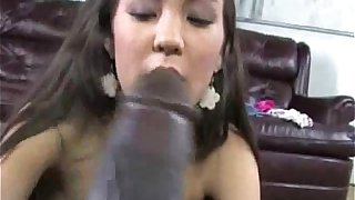 Petite Teen Split by Black